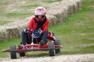 Circuito de Kart Cross