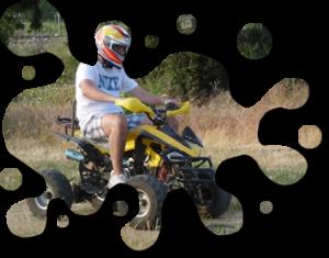 Circuito de Quads y Mini-Quads