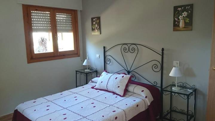 casa-rural-dormitorio