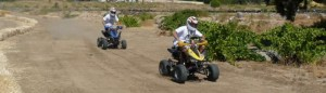 circuito de mini quads