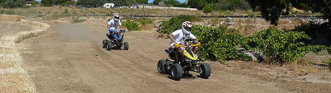 Circuito de quads