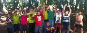 actividades y juegos para colegios